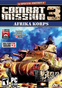 Combat Mission 3: Afrika Korps - Review By Simon Graves