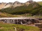 Castorera en el Valle del Rio Encajonado Cruce de Tierra del Fuego Trekking Desde Estancia Carmen al Lago Fagnano, y desde la Sierra Valdivieso al Canal Beagle! 7 dias de Trekking intenso.