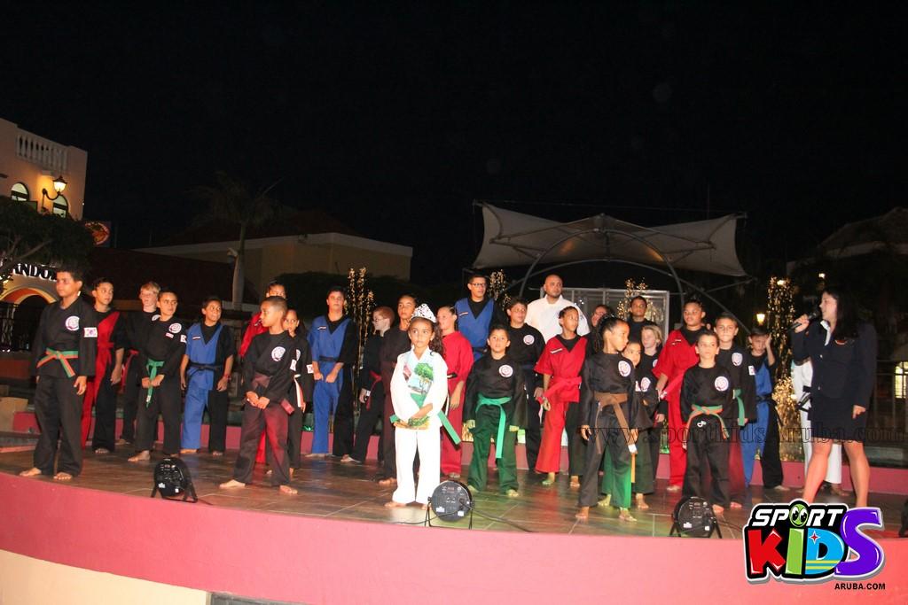 show di nos Reina Infantil di Aruba su carnaval Jaidyleen Tromp den Tang Soo Do - IMG_8796.JPG