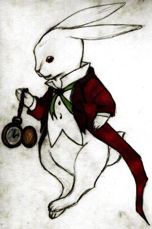 Alicia en wonderland taringa - Conejo de alicia en el pais de las maravillas ...