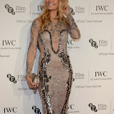 WWW.ENTSIMAGES.COM -   Melissa Odabash   arriving at       IWC Schaffhausen and BFI London Film Festival - private dinner at Battersea Evolution, London October 7th 2014Swiss watch brand and British Film Institute host party to celebrate their three year partnership.                                                Photo Mobis Photos/OIC 0203 174 1069
