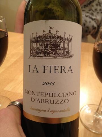 Laurelhurst Cellars - Red Mountain Seattle WA & My Vine Tastings : The Buccaneer Zinfandel
