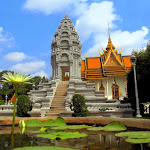 Pnom Pen, Kambodža