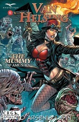 P00006 - Van Helsing Vs The Mummy