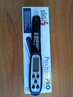 #EatSmart Precision Pro Digital Food Thermometer