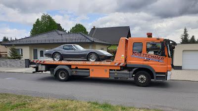 Corvette 1975 Bild 1