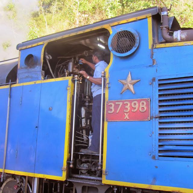 Mettupalayam to Coonoor train, India