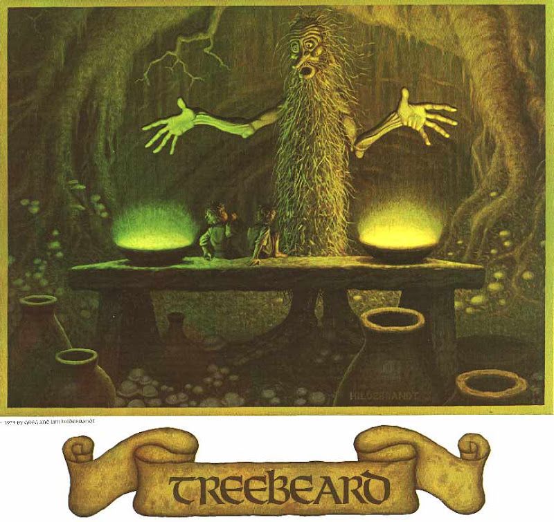 Calendar Treebeard, Wizards