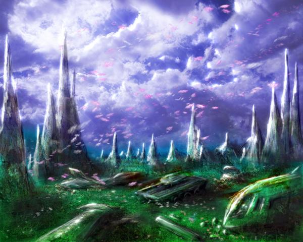 Magic Mountains, Magical Landscapes 1