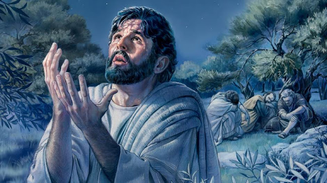 Chúa Giêsu với sự quan phòng của Đức Chúa Cha