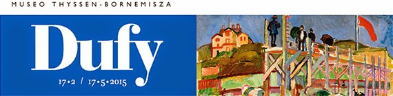 Exposición retrospectiva de Raoul Dufy en el Museo Thyssen-Bornemisza
