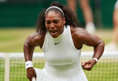 Serena williams winning wimbledon 2016
