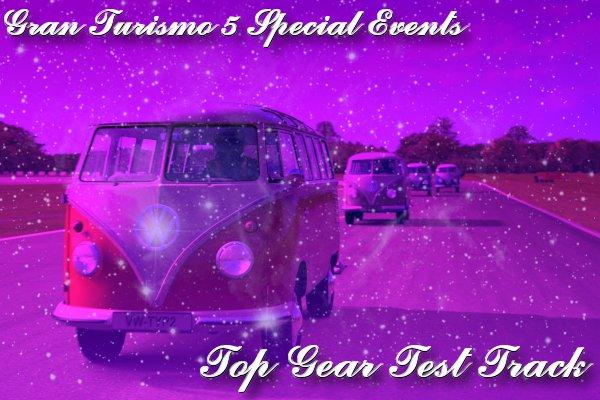 Gran Turismo 5 Top Gear Test Track