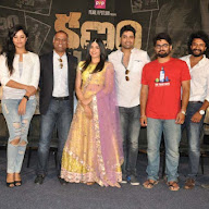 Kshanam Movie Press Meet Photos