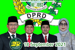 DPRD Kabupaten Pasuruan Mengucapkan Selamat Hari Jadi Kabupaten Pasuruan Ke - 1092