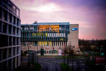 WDR building in Dusseldorf