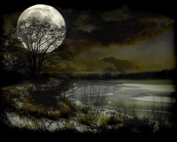Under The Moon, Moon Magic
