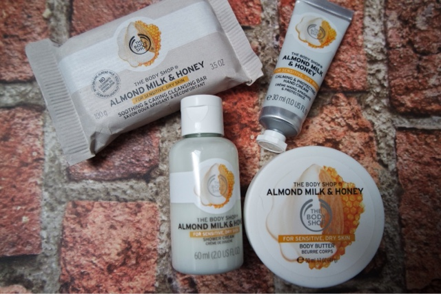 The Body Shop: Almond Milk & Honey