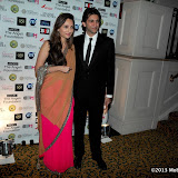 WWW.ENTSIMAGES.COM -   Vivek and Rohinin Gehani  at The Manish Malhotra Gala Fundraiser in Aid of The Angeli Foundation at Grosvenor House, Park Lane, London February 23rd 2013                                                       Photo Mobis Photos/OIC 0203 174 1069