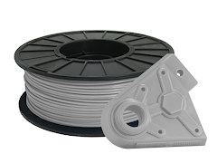 Gray PRO Series PLA Filament - 1.75mm (1kg)