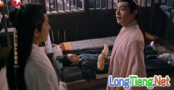 Tam Sinh Tam Thế: Vừa hưởng lạc bên vợ, chồng trẻ Dạ Hoa bị gặm mất cánh tay - Ảnh 10.