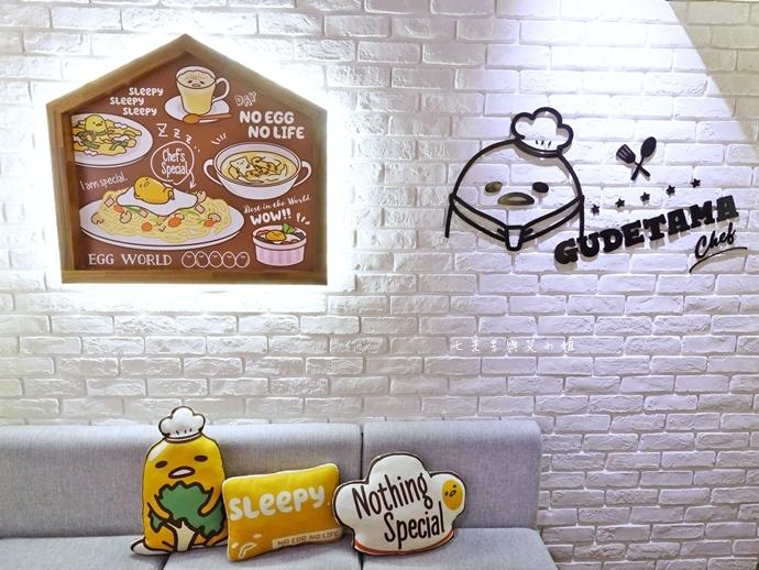 19 Gudetama Chef 蛋黃哥五星主廚餐廳 台北東區美食