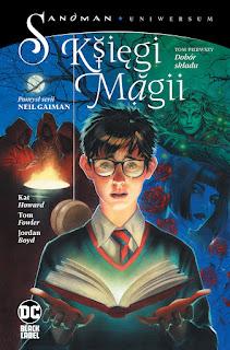 Księgi Magii tom 1 okładka