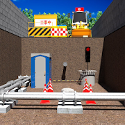 Escape Game:Construction Site Escape