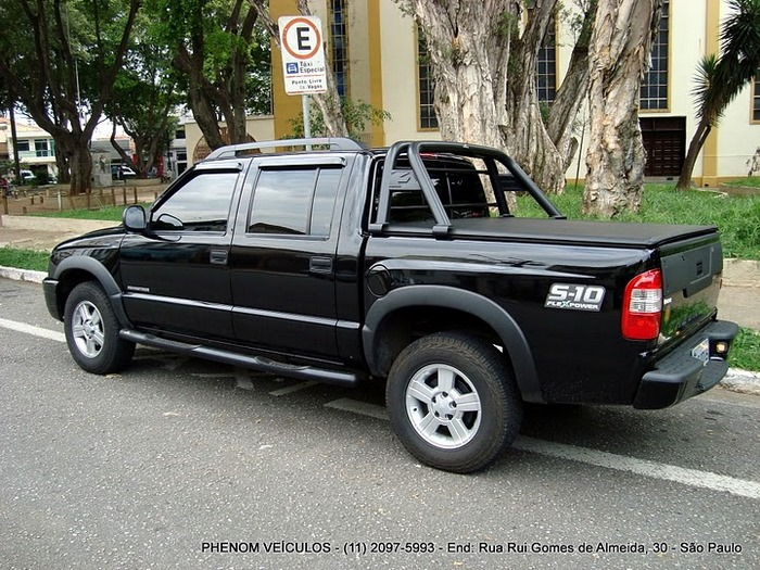 Chevrolet S10 Cabine Dupla 2010 2.4 Flex Advantage