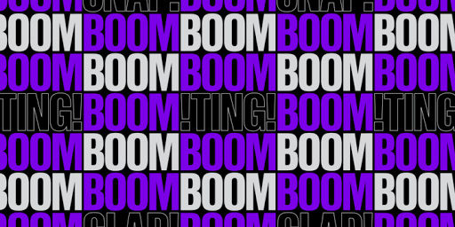 optimized font: modern