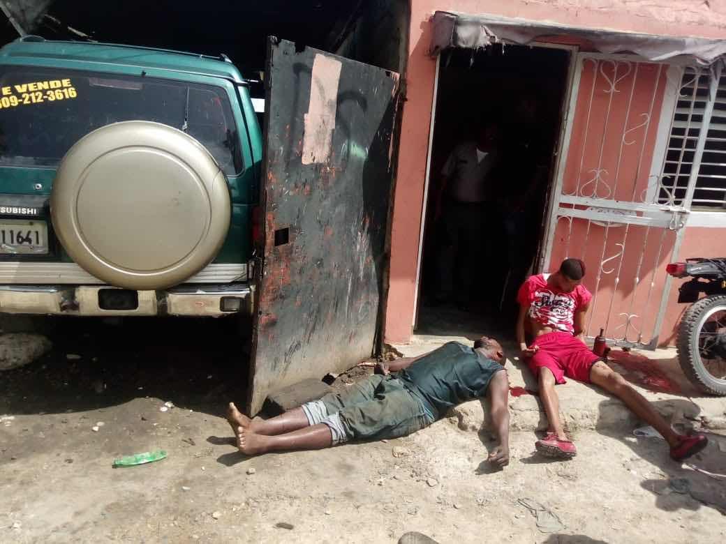 Tres muertos en La Toronja en SDE por discusión de estacionamiento