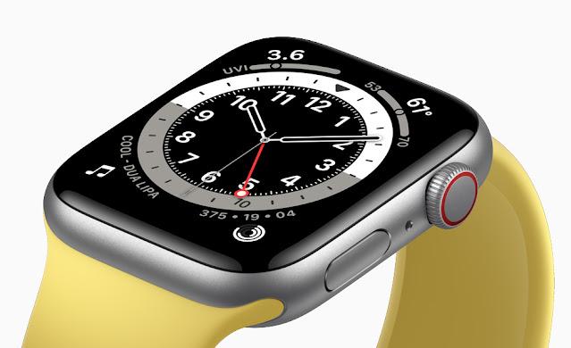 Apple Watch SE Retina Display