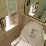 Palais de Chine epic hotel room - crazy toilet in Taoyuan, T'ao-yuan, Taiwan