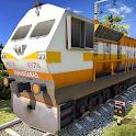 Indian Train Driving Simulator 2020 icon