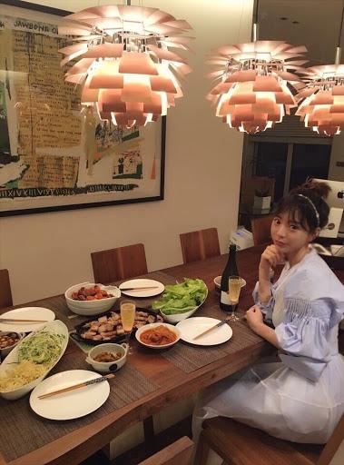 The Instagram account of Park Yoochun's fiancé, Hwang Hana ~ pannatic