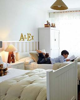 Mil ideias de decoração: quarto infantil para dois