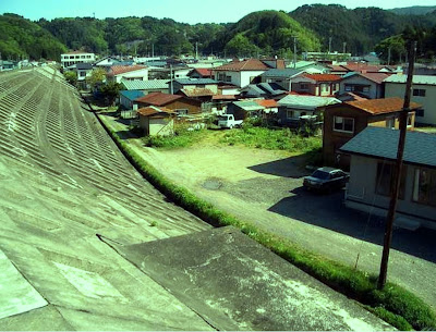 Taro tsunami wall 田老