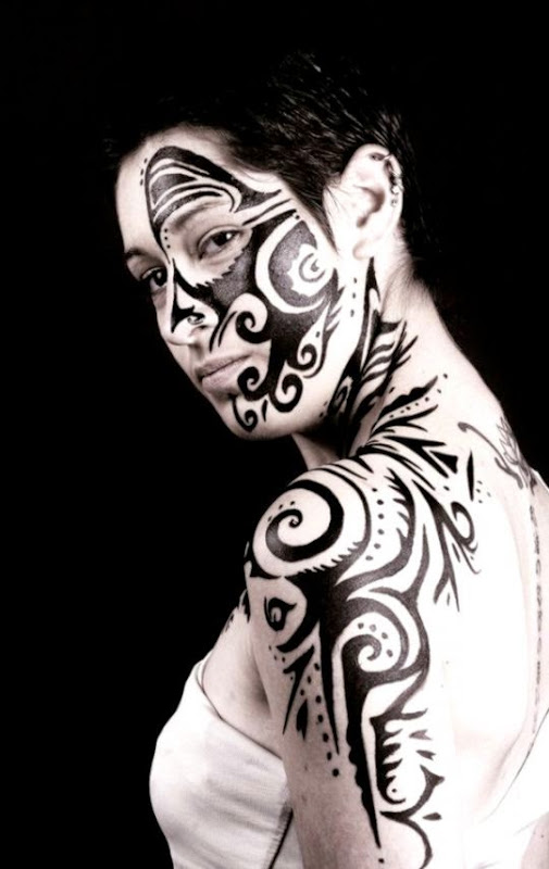 Maori by made me a monster on DeviantArt