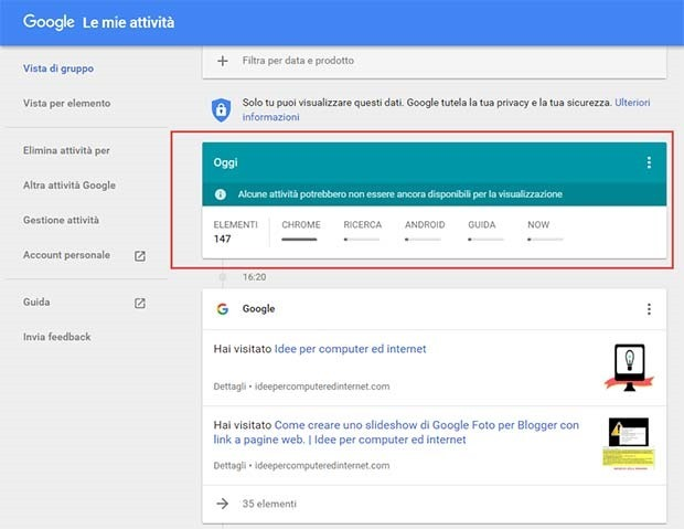 attività-google
