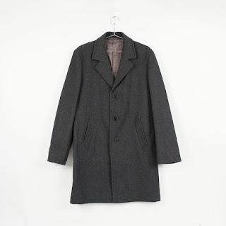 Agnes B. Tweed Overcoat