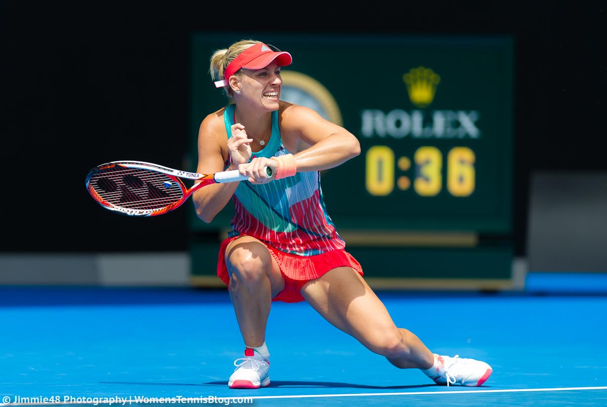 Jelena Jankovic Cameltoe Great photos from the australian open: angerlique kerber and johanna
