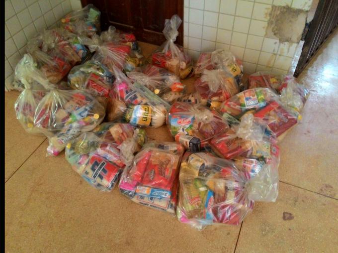 Motorista ligado ao prefeito de Jacareacanga Raulien Queiroz, foi preso transportando cestas básicas de Itaituba pra Jacaré.