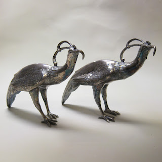 Decorative Bird Pair