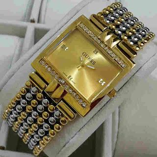 Jual jam tangan Guess,jam tangan Guess kw
