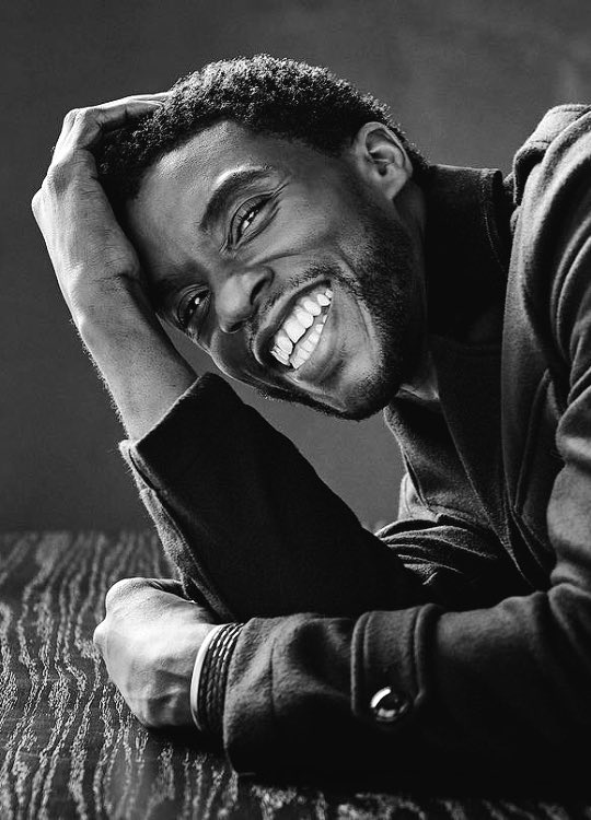 Chadwick Boseman is dead