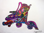 Roller Blade by Raquel