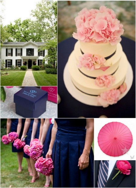 Welcome to blush blog honeysuckle and navy