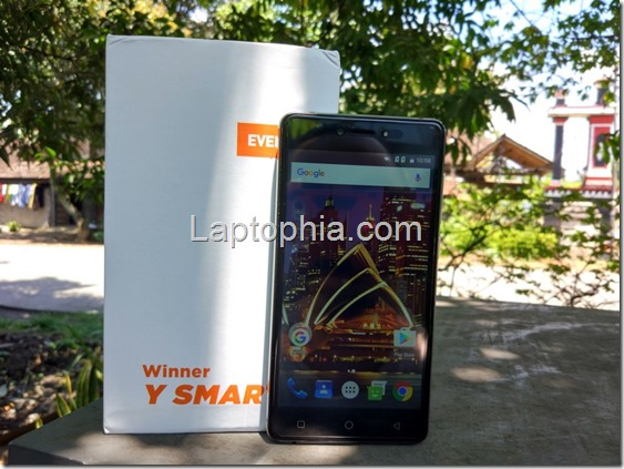 Evercoss Winner Y Smart U50 Review