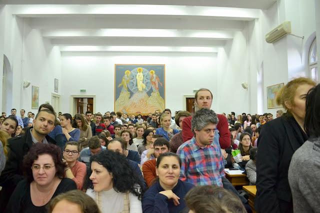 Pr. Constantin Necula despre tineri, FTOUB 035