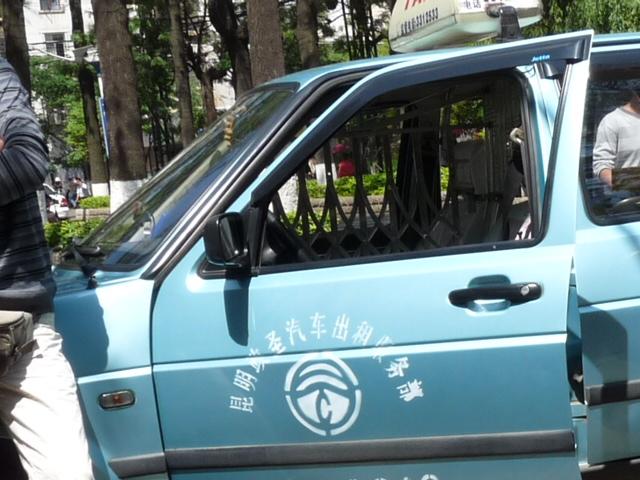 protection de tout taxi